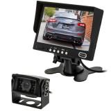 Safesight SC9002 7 inch Commercial RV Back Up Camera System - Main