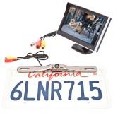 Safesight TOP-BKSYS1 Back up camera system - Camera and Monitor