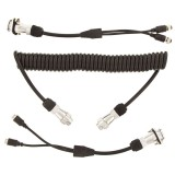 Safesight TOP-SS-TRAILER2 Heavy Duty Trailer Cable Kit - Kit contents