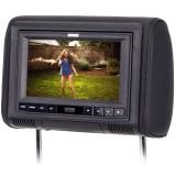 Savv LM-78D 7 inch DVD Headrest - Main