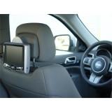2011 Jeep Grand Cherokee Rosen AV7700 Seat back mounted DVD system for Active Headrests