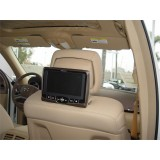 2010 Mercedes R350 Rosen AV7700 Seat Back Mounted DVD System