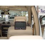 2009 - 2010 Mercedes GLK Rosen AV7700 Seat Back Mounted DVD System