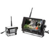 Safesight TOP-SS-SC9002D Digital Wireless Back up Camera System - Monitor with sun shade and Camera