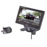 Safesight SC9003 - 7 inch monitor and back up camera