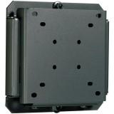 "Peerless Smartmount SF630P Universal 10"" - 24"" Flat Wall Mount Black"
