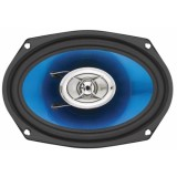Sound Storm (SSL) F269 6x9 Inch 2-Way Speaker 350 Watts Poly Injection Cone