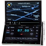 "Soundstream VRN-DD7HB Double DIN Dual 7"" Capacitive Touchscreen Receiver - Main"