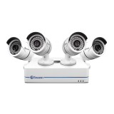 Swann SWNVK-470854-US 720p Network Video Recorder with 4 cameras - Main