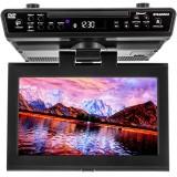 """Sylvania SKCR2706BT 10"""" Under-Cabinet Kitchen Television with DVD - main"""