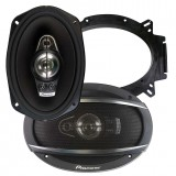 Pioneer TS-A6970F 6 x 9 inch 5-Way Coaxial Speakers