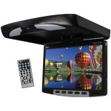 Tview T139DVFDBK 12.1 Inch Overhead DVD player - Main