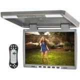 Tview T154DVFD-GR 15.4 inch Overhead DVD Player - Grey