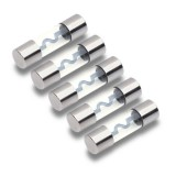 T-Spec V8-AGU50-10 Pack of 10 V8 Series 50 Ampere Nickel Plated AGU Fuses