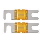 T-Spec V8-MANL40 Pack of 2 V8 Series 40 Ampere Nickel Plated MANL Fuses