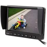 Voyager VOM74TQ 7'' TFT Quad Screen LCD Video Monitor