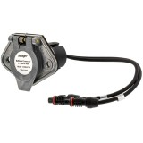 Audiovox Voyager VOSBHC2M Male Two Camera Trailer Cable Bulkhead connector - Main