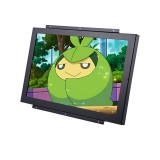 LCDM17WVGATS 17 inch Metal Housed LCD Monitor - Main