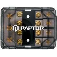 MANL 4-Position Fused Distribution Block Raptor R54MANL PRO SERIES