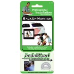 Nationwide Pre-paid Installcard 42-1109 Backup monitor InstallCard