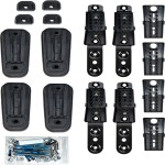 DISCONTINUED - 72-0223-01 KVH Bolt down kit for Tracvision A7