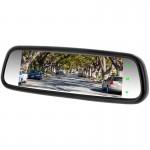 Accelevision RVM703A 7 Inch Digital Rear View Mirror Monitor