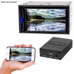 Beuler SPA400 Smartphone Mirroring Adapter - USB or HDMI to RCA