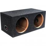 "ATREND-BBOX E10D B Box Series Dual Sealed Bass Boxes 10"""
