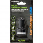 Metra AXM-2USB-CLA Dual USB Car Charger for phone and tablet