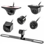 Boyo VTK501HD 5-in-1 Camera, One HD Backup Camera with 5 Mounting Options