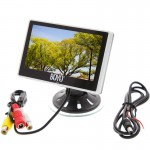 """Boyo VTM-4000 4"""" Digital Rear view monitor with suction cup mount"""