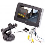 """Boyo VTM4302 4.3"""" Digital Rear view monitor with suction cup mount"""