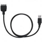 Kenwood KCA-iP102 30 Pin Apple To USB Cable for Kenwood Receivers
