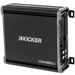 Kicker CXA300.1 300 Watts RMS Class D Monoblock Amplifier