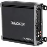Kicker CXA600.1 600 Watts RMS Class D Monoblock Amplifier