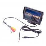 "Accelevision LCDP43LW 4.3"" LCD Monitor"