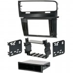 Metra 99-9013HG Single and Double Din Dash Kit for 2015 - Up Volkswagen Golf Vehicles