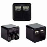 Metra AXM-2USB34 Dual USB Wall Charger for phone and tablet charging