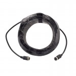 Safesight SC1124 4 Pin 60 ft Extension Cable for RV, Commercial Vehicles and Rear View Back Up Camera Systems