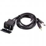 Axxess AX-USB-35EXT Universal USB and AUX Extension Cable