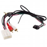 Metra 70-8114 TurboWires SWC add-on Wiring Harness for steering wheel control Integration for Toyota