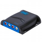 PAC LP7-4 L.O.C. PRO Series 4-Channel Line Output Converter with remote turn on circuit