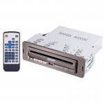 Power Acoustik PADVD-390 Single-DIN In-Dash DVD Player with USB slot