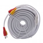 Quality Mobile Video SSRCA-75 75 foot Back up camera extension cable