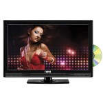 """NAXA NTD1954 19"""" Widescreen LED HDTV with Built-In Digital TV Tuner and DVD Player"""