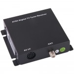 Discontinued - Power Acoustik DTV-3 ATSC Digital TV Tuner and Antenna for INTEQ Models