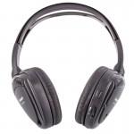 Power Acoustik HP-11S Swivel Ear Pad Single Channel IR Infrared Wireless Headphones