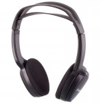 Power Acoustik WLHP100 IR Infrared Wireless Headphones