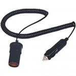 DISCONTINUED - PYLE PL12V1 Cigarette Lighter Port Extension