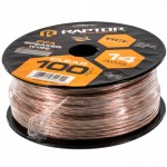 Metra RSW14-100 14 Gauge 100 Ft Clear Speaker Wire